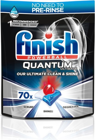 Finish 70Kpl Quantum Ultimate