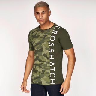 Crosshatch miesten T-paita Lites
