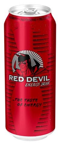 Red Devil 50Cl Original Energiajuoma