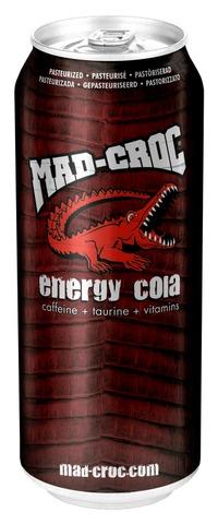Mad Croc Cola Energiajuoma 0,500L Tlk
