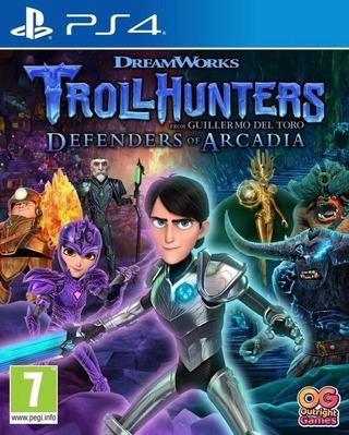 Playstation 4 Trollhunters