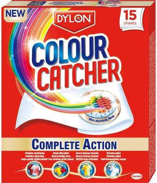 Dylon 15Kpl Colour Catcher Värin- Ja Liankerääjä