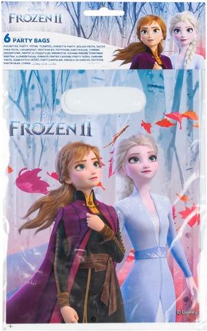 Frozen 2  Lahjapussi 6Kplpss Frozen 2