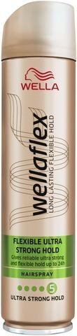 Wella Wellaflex 250ml Ultra Strong Hiuskiinne
