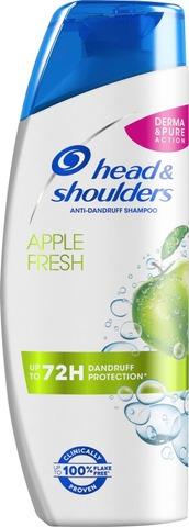 Head&Shoulders 250Ml Apple Fresh Shampoo