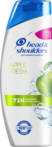 Head&Shoulders 500Ml Apple Fresh Shampoo