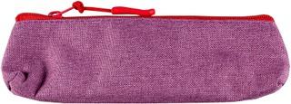 Qc On The Go Pen Case Mini 19Cm Elegant Violet/Vivid Red
