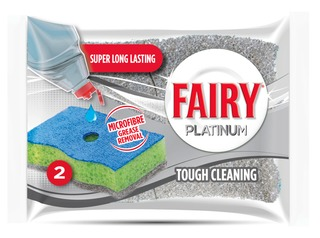 Fairy Hero Platinum hankaussieni 2 kpl