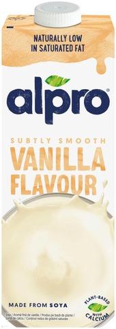Alpro Suojajuoma, vanilja 1L