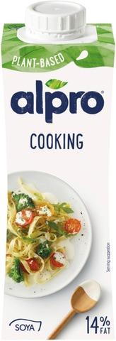 Alpro Cuisine Soijavalmiste ruoanlaittoon 250ml