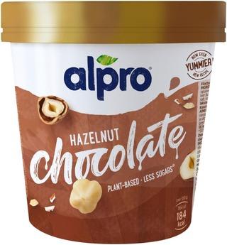 Alpro Soijapohjainen Hasselpähkinä-Suklaajäätelö 500Ml