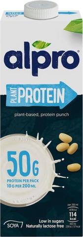 Alpro Protein soijajuoma maustamaton 1L