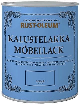 Rust-Oleum 750Ml Kalustelakka Matta Väritön