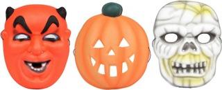 Ilmapallokeskus Halloween naamarilajitelma, 3 erilaista