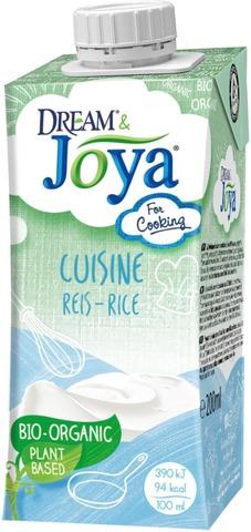 Dream & Joya Luomu Riisikerma Cuisine 200Ml
