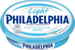 Philadelphia Light Tuorejuusto 200G