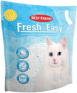 Best Friend Fresh & Easy Kissanhiekka 10L