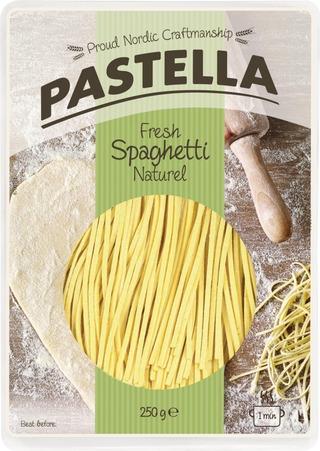 Pastella spaghetti naturel tuorepasta 250g
