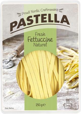 Pastella fettuccine naturel tuorepasta 250g