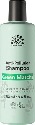 Urtekram Luomu Green Matcha Shampoo 250Ml