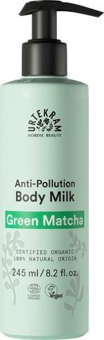 Urtekram Luomu Green Matcha Vartaloemulsio 245Ml