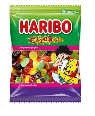 Haribo Click Mix 275 G Makeissekoitus