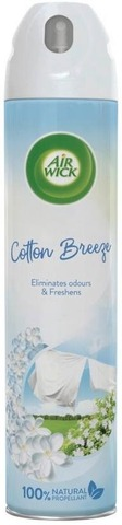 Airwick 240Ml Cotton Breeze Ilmanraikastin Spray
