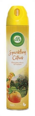 Airwick Spray Sparkling Citrus240ml