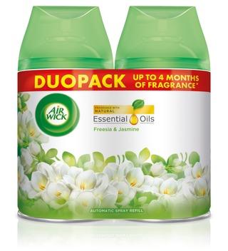 Airwick Fm Duopack Fres&Jasm Täyttö