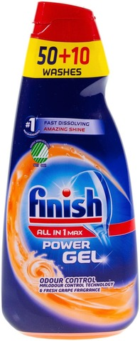 Finish 900Ml All-In-One Konetiskigeeli