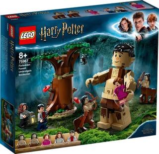 75967 Kielletty Metsä: Pimennon Kohtaaminen Lego