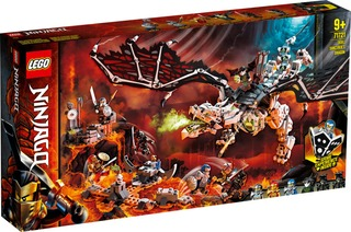 71721 Pääkallovelhon Lohikäärme Lego