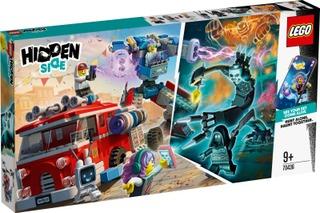 70436 Aavepaloauto 3000 Lego