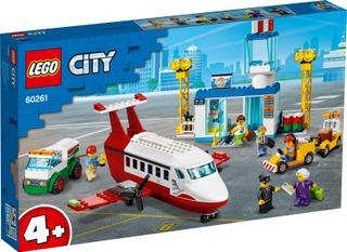 60261 Keskuslentokenttä Lego