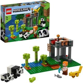 21158 Pandahoitola Lego