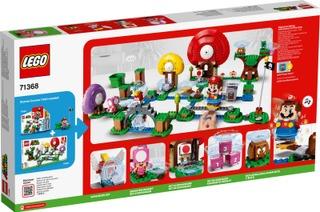 71368 Toadin Aarrejahti - Laajennussarja Lego