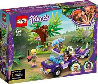 41421 Norsuvauvan Pelastusoperaatio Viidakossa Lego