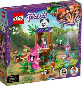 41422 Pandan Viidakkopuumaja Lego