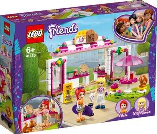 41426 Heartlake Cityn Puistokahvila Lego