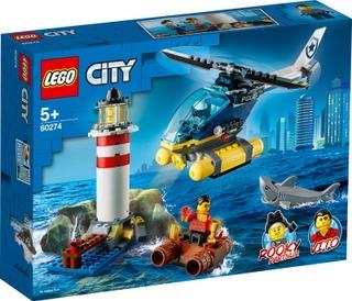 60274 Poliisin Valiojoukkojen Majakan Valtaus Lego
