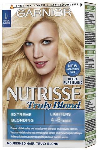 Garnier Nutrisse Truly Blond Värinpoisto 1Kpl