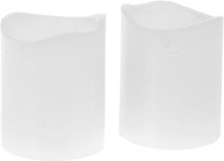 Sirius Tenna Mini Led Vahakynttilä 6,5Cm 2 Kpl Pakkaus Valkoinen