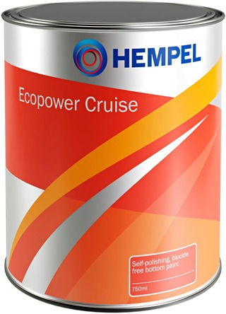 Ecopower Cruise 0,75L True Blue