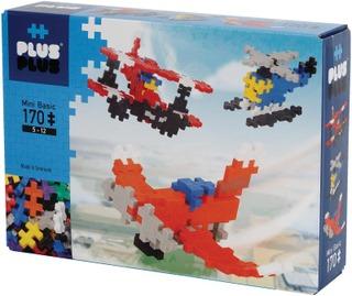 Plus Plus Mini Basic 170 Palaa Lentokone