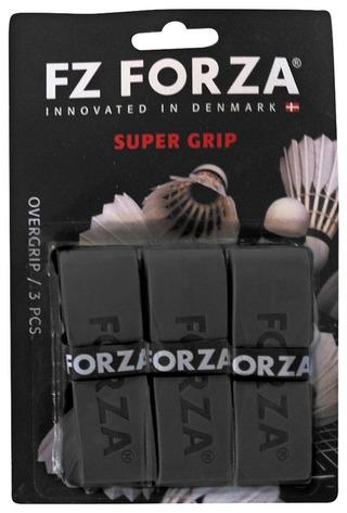 FZ Forza sulkapallogrippi super musta