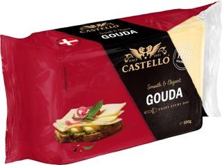 Castello 500G Masterfully Matured Gouda Juusto
