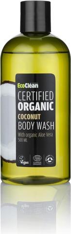 Eco Clean 500Ml Suihkusaippua Coconut
