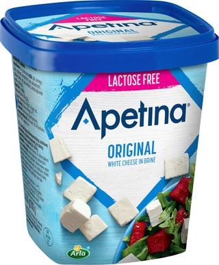 Apetina 200G 10% Laktoosittomat Välimerelliset Juustokuutiot