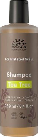 Urtekram Luomu Tea Tree Shampoo 250Ml