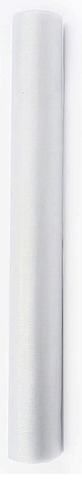 Organza kangas valkoinen 900x36cm
